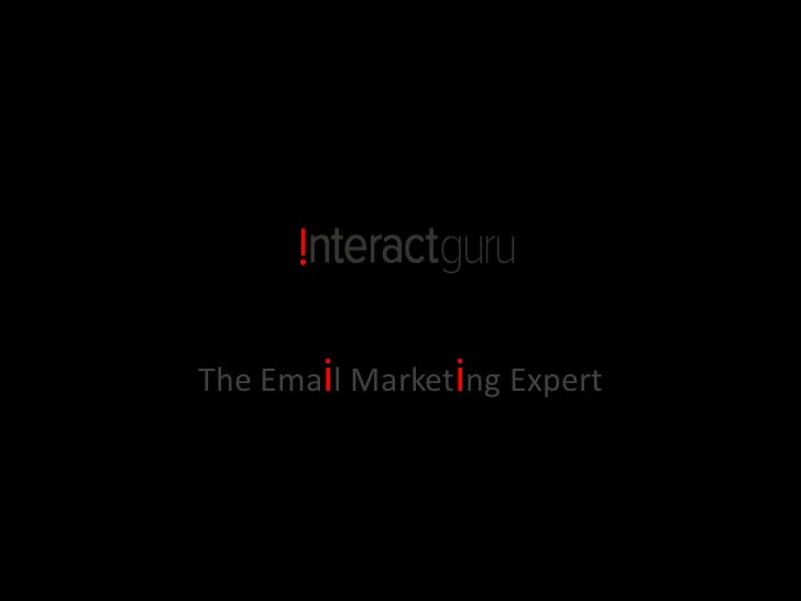 The Email Marketing Expert