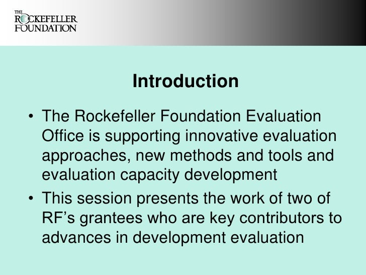 an introduction to the analysis of rockelfeller Search the rockefeller university site donate wednesday,  research introduction  molecular biology, immunology, and ultrastructural analysis.