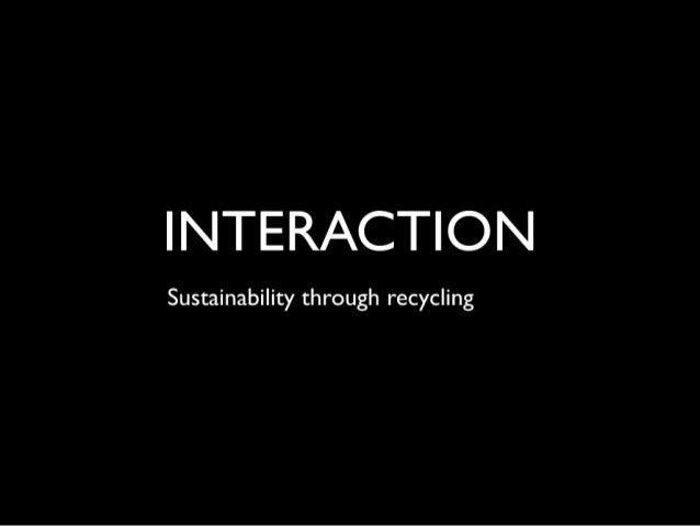Interaction keynote