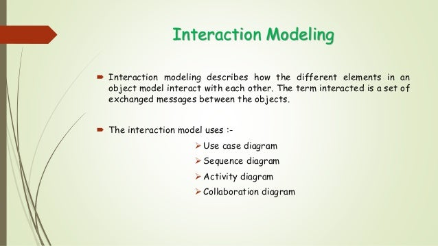 Interaction modeling diagram 2 ccuart Gallery