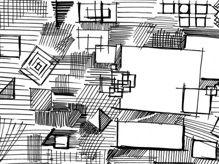 """""""Wiggly Wireframes"""" (not a sketch)"""