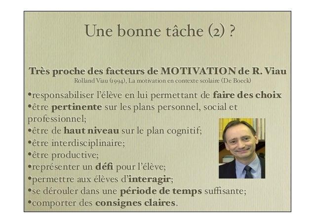 rolland viau la motivation en contexte scolaire pdf