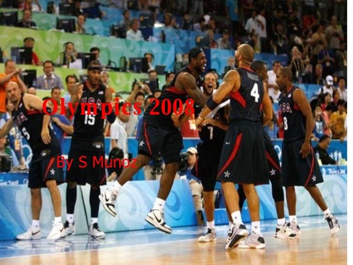 Olympics 2008  By S Munoz