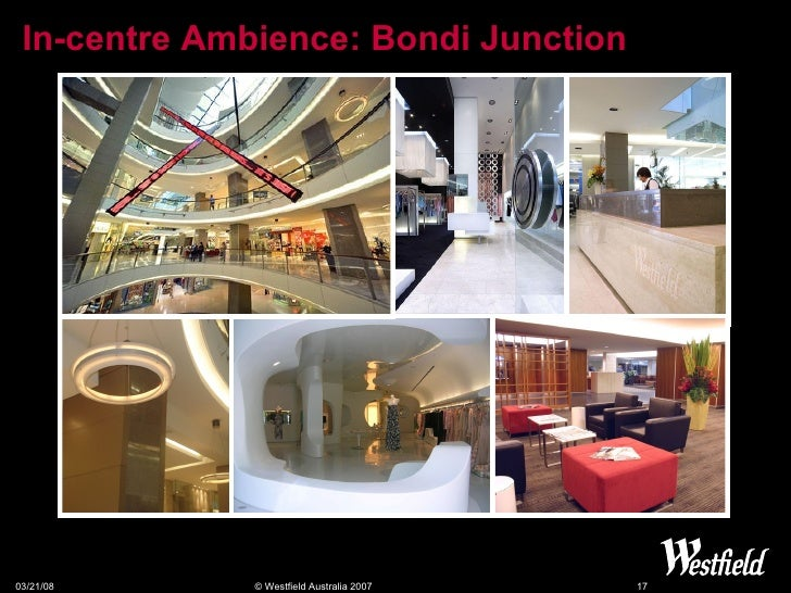 In-centre Ambience: Bondi Junction