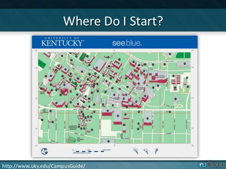 The benefits of an interactive campus map