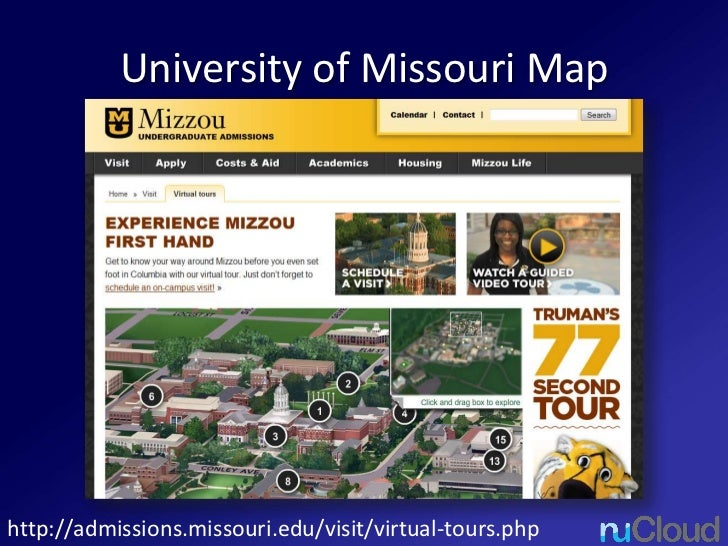 The Interactive Campus Map: An Essential Online Recruiting Tool
