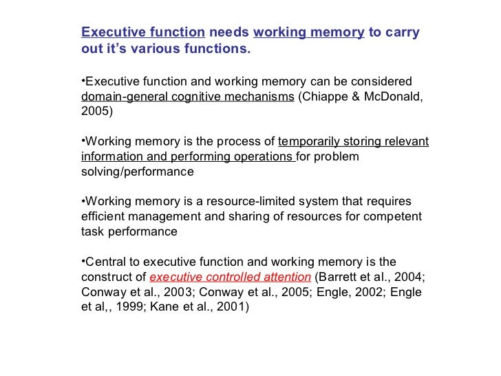 critically evaluate baddeley s 2000 model of working memory 1 working memory is highly involved in learning to read and the process of  reading 2 many  logical loop, and long-term memory (baddeley, 2000) access  to.