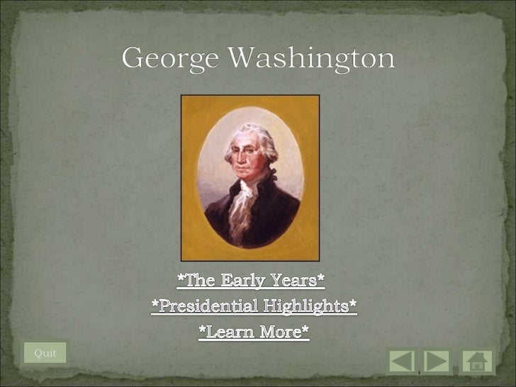 Presidents of the United States List in Chronological Order