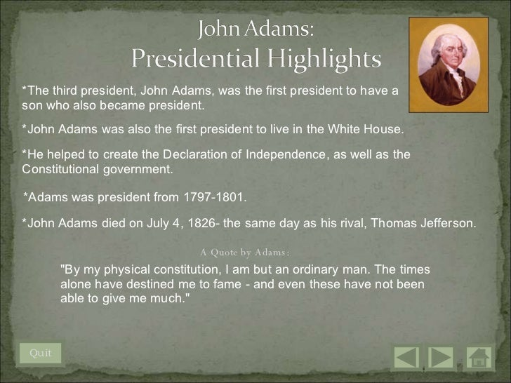 Complete List of Presidents of the United States of ...