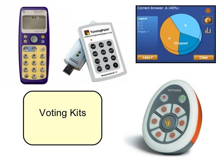 Voting Kits