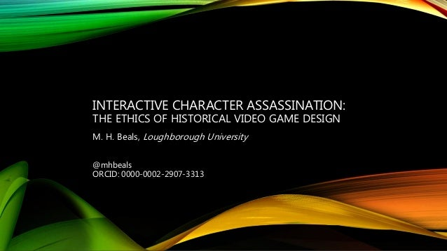 the ethics of video games Test your knowledge with amazing and interesting facts, trivia, quizzes, and brain teaser games on mentalflosscom.