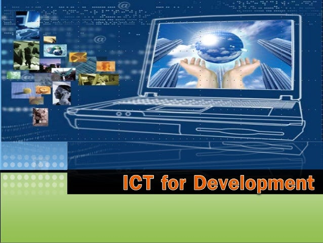 ICT2020: National ICT Policy 2011-2020