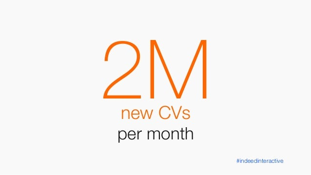 finding your next great hire with indeed cv