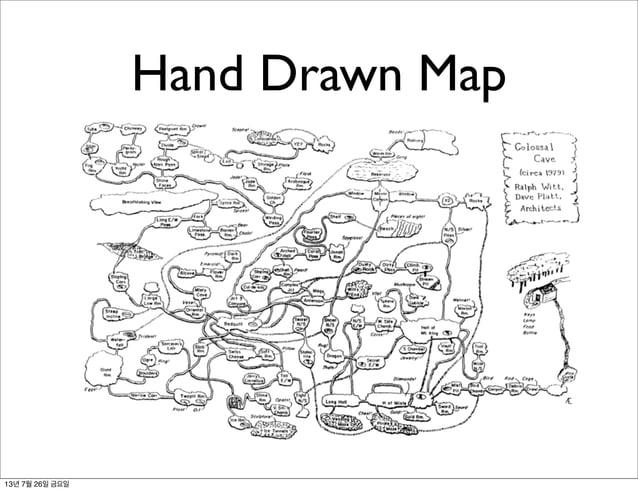 Hand Drawn Map 13년 7월 26일 금요일