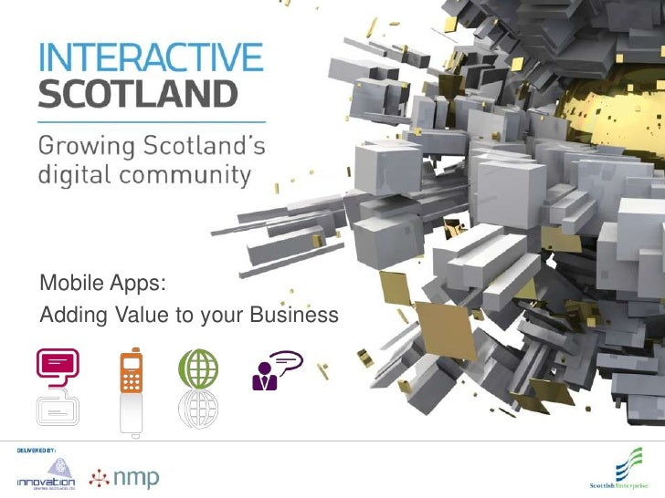 Mobile Apps: Adding Value to your Business