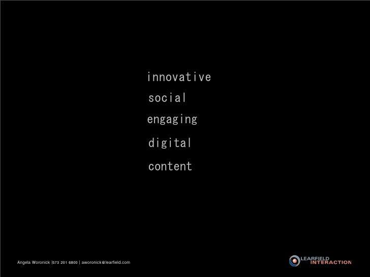 innovative                                                          social                                                ...