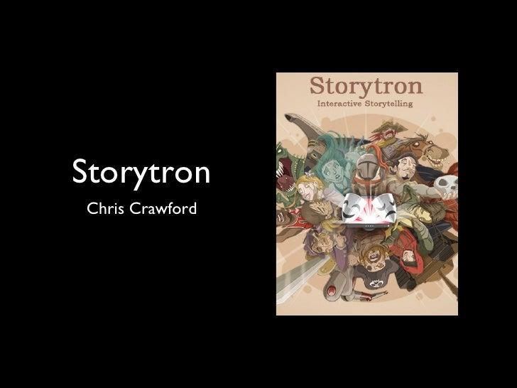 StorytronChris Crawford