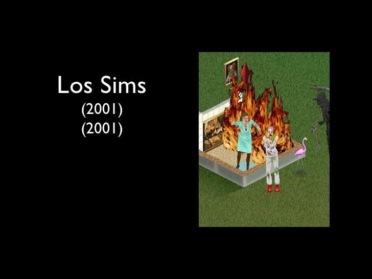 Los Sims  (2001)  (2001)