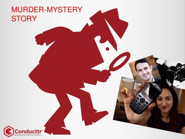 MURDER-MYSTERY STORY