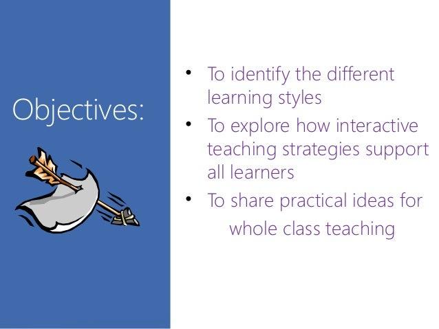 Interactive Teaching