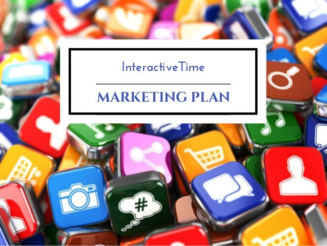 InteractiveTime MARKETING PLAN