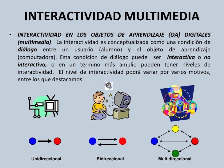 Interactividad multimedia conceptos b sicos - Definicion de multimedia ...