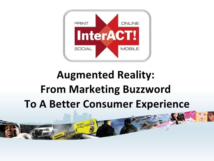 Augmented Reality: From Marketing Buzzword to Better Consumer Experience
