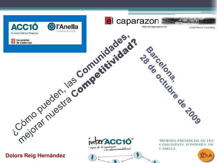 Dolors Reig Hernández