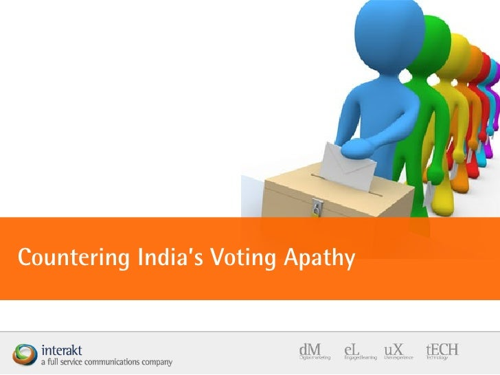 Countering India's Voting Apathy