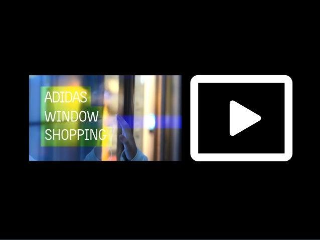 INTERAKTIVE SCHAUFENSTER Beamer Schaufenster Touch-Folie Computer