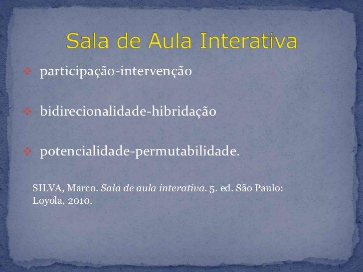<ul><li>participação-intervenção