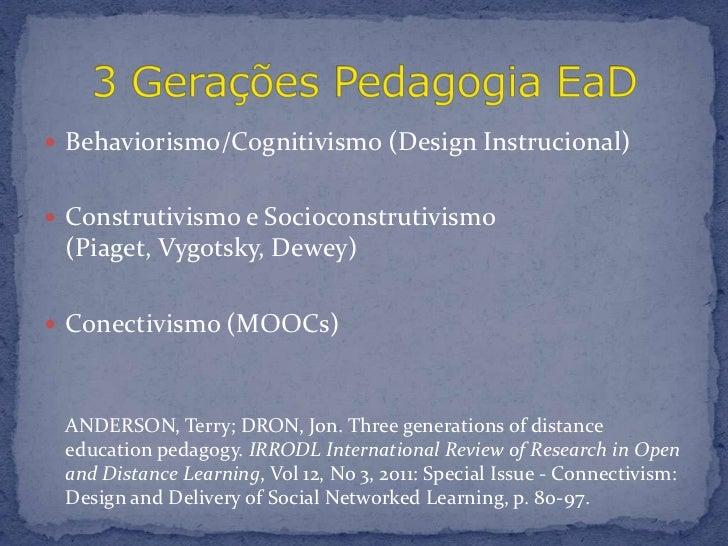 GORDON & ZEMKE, 2000; ZEMKE & ALLISON, 2002 (Design de Games x Design Instrucional)<br />PORTNOW & FLOYD, 2008 (Aprendizad...