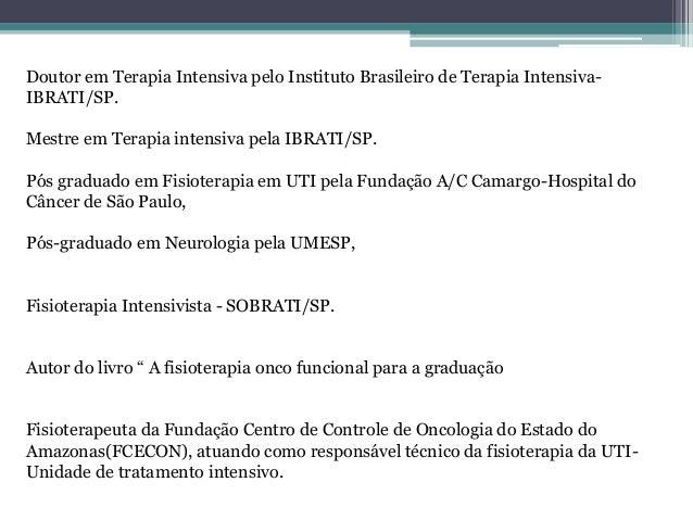 Interação interdisciplinar na unidade de tratamento intensivo Slide 2