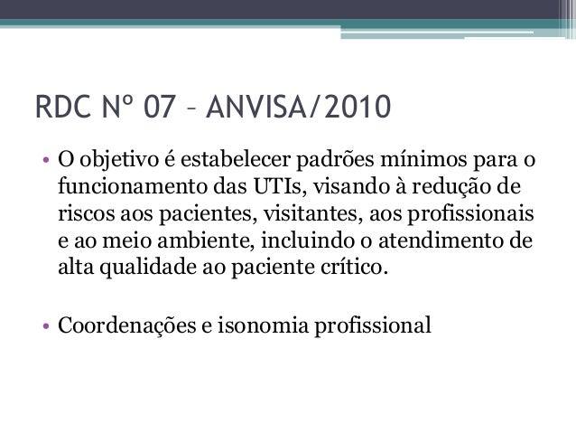 Interação interdisciplinar na unidade de tratamento intensivo Slide 3