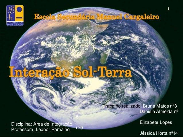 Trabalho realizado: Bruna Matos nº3 Daniela Almeida nº 5 Elizabete Lopes nº9 Jéssica Horta nº14 • Disciplina: Área de Inte...