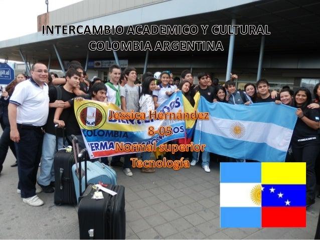 Intercambio academico-y-cultural-colombia-argentina-2012