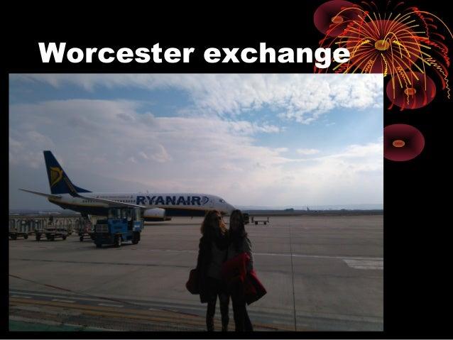 Worcester exchange