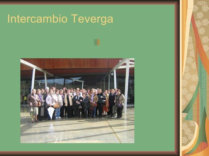 Intercambio Teverga <ul><li>Llegada al Museo de la Prehistoria </li></ul>