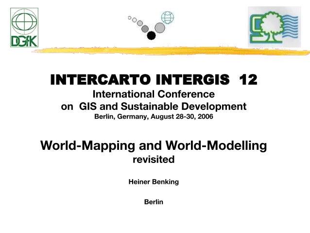 INTERCARTO INTERGIS 12