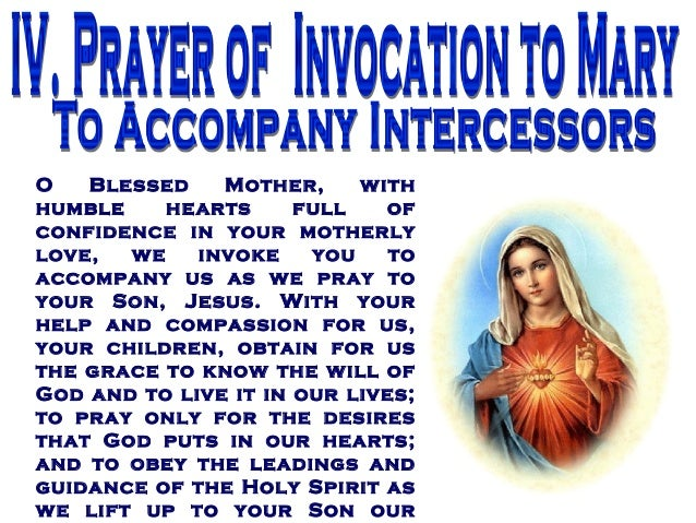 Couples For Christ Intercessory Prayer- Luminous Mysteries