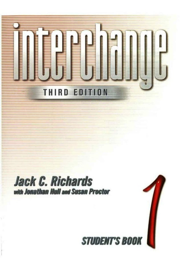 1 new students book pdf interchange