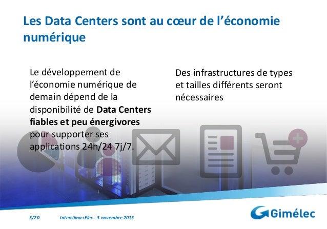 Efficacit des ressources des data centers 10 ans de - Disponibilite d office pour raison de sante ...