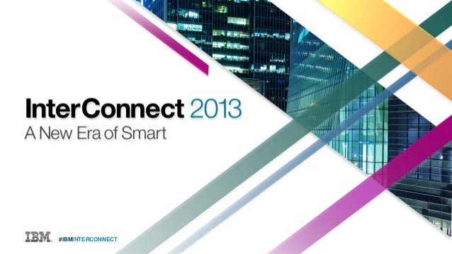 #IBMINTERCONNECT