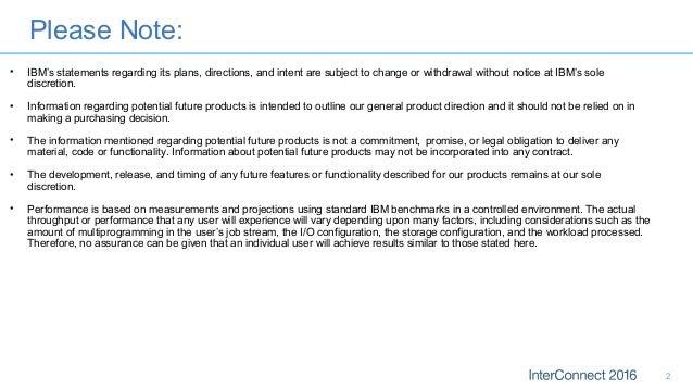IBM Bluemix Openwhisk Slide 2