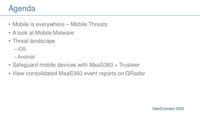 Malware On Smartphones And Tablets The Inconvenient Truth