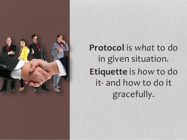Intercultural business etiquette and protocol Slide 2