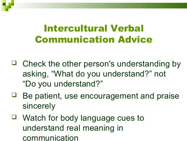 the analysis of body language intercultural communications Misinterpreted some non-verbal communication symbols like body language,   what intercultural communication is all about, it is important to analyze.