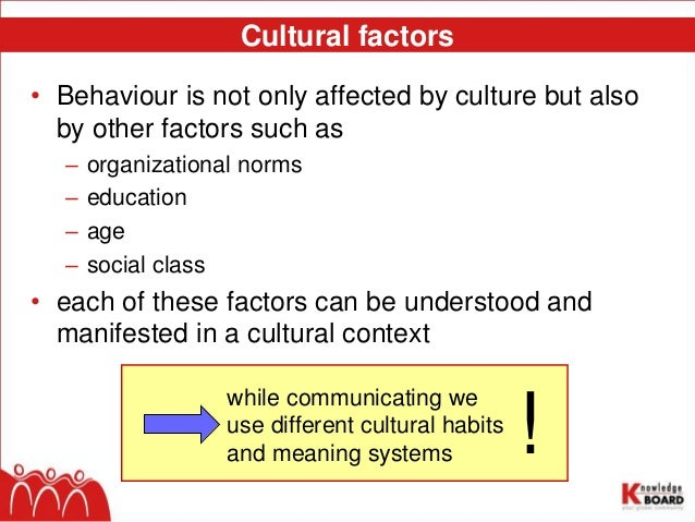 importance of intercultural communication Full-text paper (pdf): the importance of intercultural communicative competence in english language teaching and learning.