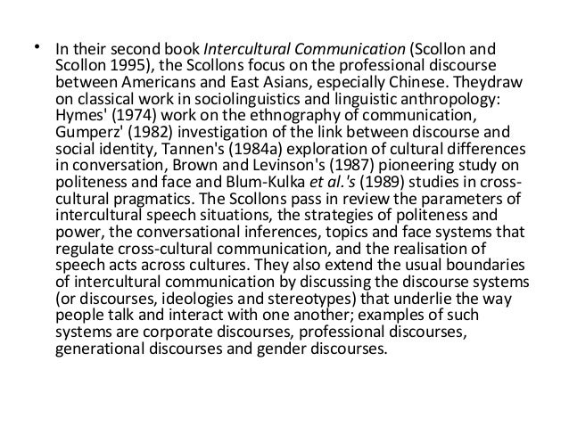 complications of intercultural communication Of the complications in the study7 the study was con-ducted by the american college of surgeons (acs) and  theory, which is an intercultural communication.