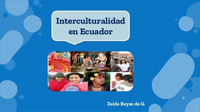 interculturalidad en ecuador 1 638
